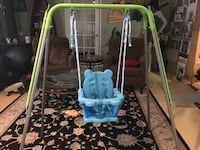 Infant baby toddler swing Spanaway, 98387