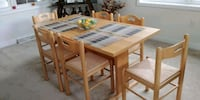 Dining Room table and 6 Chairs Blandon