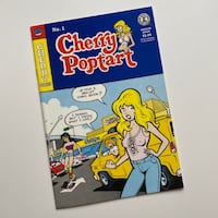 Cherry Poptart #1 Kitchen Sink 2nd Print May 1993 – Mint Unread Toronto