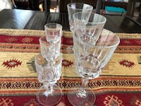 Waterford Crystal Glasses Mississauga, L5M 5S9