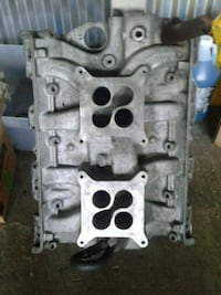 Factory ford 427 duel quad low rise intake.  Nicholasville, 40356