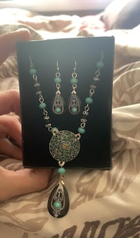 Jewelry- matching NECKLACE & Earrings SET - brand new  Waldorf, 20603