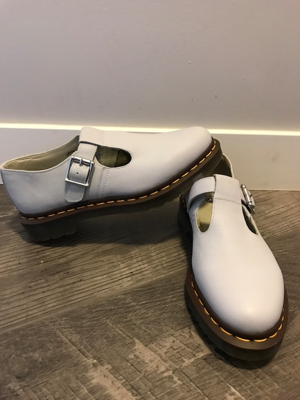 5a649d764fb Used Dr. Martens Polley in colour Moonrock size 6 UK or 8 US for sale in  Edmonton - letgo