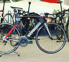 Brand new Stradalli Carbon time trial triathlon bicycle full ultegra