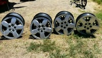 Steel Rims with Hubcap 2012 - Present Chevy Sonic Bell Gardens, 90201