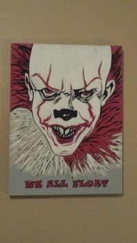 Pennywise Painting  East Gwillimbury, L9N 1L5