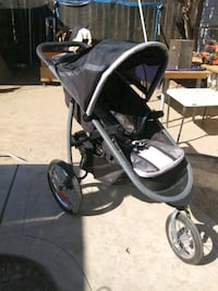 BIG WHEELS BABY STROLLER Visalia, 93292