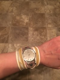 Ladies Kroc and Dial watch