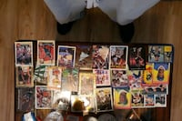 Lot of various sports cards from the 80s & 90s Las Vegas, 89119