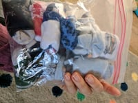 11 pairs of baby socks  Virginia Beach, 23456