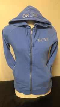 blue and gray zip-up jacket Pitt Meadows, V3Y