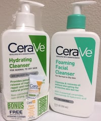 CeraVe Cleansers. Price is Firm . , 92585