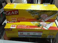 Glade 40 CT storage bags North Las Vegas, 89032