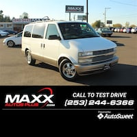 2003 Chevrolet Astro Passenger Puyallup, 98371