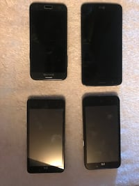 LOCKED PHONES - make offer! Anchorage