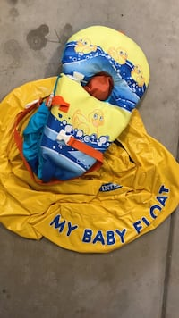 Two baby floats $5 both