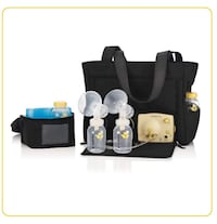 Medela double eclectic breast up Toronto, M2N 6E8