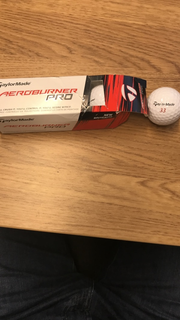 aa1cd8d39dd117 Used Brand new white golf balls for sale in New York - letgo