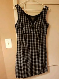 black and white dress  Barrie
