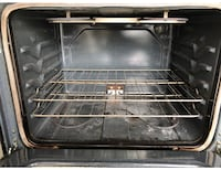 Stainless steel Whirlpool electric range oven Vaughan, L6A 0K6