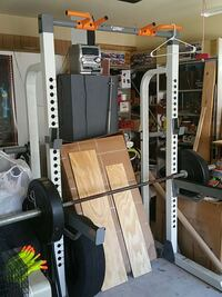 Power rack and pull ups Metairie, 70003