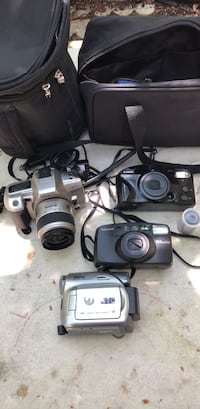Camera lot of 4 camcorder Myrtle Beach, 29588