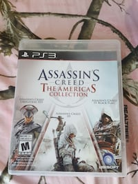 Used Assassins Creed The America S Collection Ps3 Games For Sale
