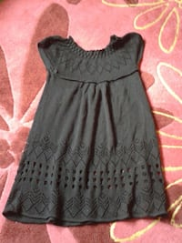 Robe noire taille 38