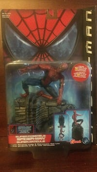 Spider-Man action figure in box Stoney Creek, L8G 2T4