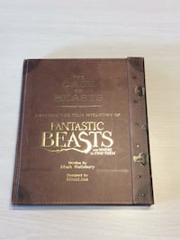 Book - Fantastic Beasts: the Case of Beasts Lubbock, 79424