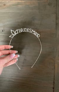 Bridesmaid headband Kitchener, N2H 0E9