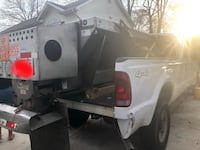 2006 ford f 350 truck with snow plow and salt spreader Manassas