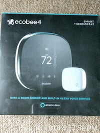 Ecobee 4 Smart Thermostat 37 mi