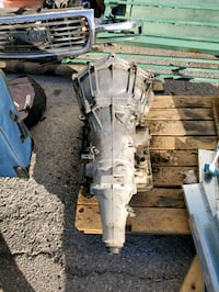 2001 GMC YUKON TRANSMISSION