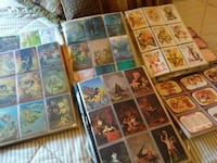 Trading card collection New Bedford