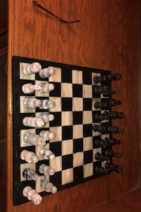 Hand Carved Marble Chess Set Baltimore, 21222
