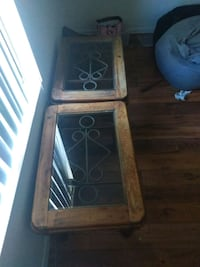 Two end tables  Chandler, 85225