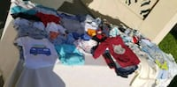 toddler's assorted clothes Fort Lauderdale, 33309