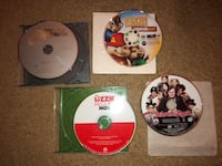 movies without case ($5 for all) Greer, 29651