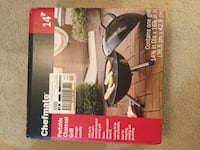 """Brand new 14"""" Chefmate charcoal grill   Alexandria, 22304"""