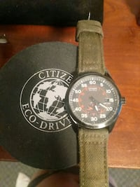 Citizen eco drive watch London, N5V 1S7