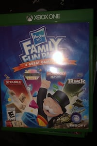 Hasbro family fun pack Xbox one Fort Worth, 76262