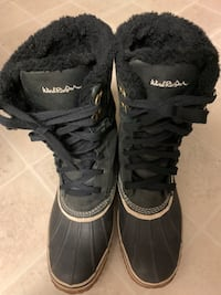 Women's wind river winter boots