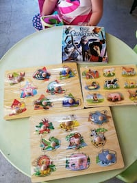 Puzzles and book Maple Ridge, V2X 8T8