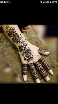 Heena for prom nights and parties Laval, H7W 2L4