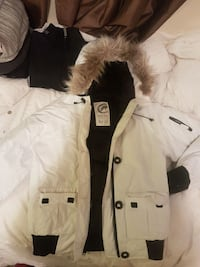 Ecko Red Winter Jacket.  3768 km