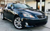 2007 LEXUS IS 350 ANAHEIM