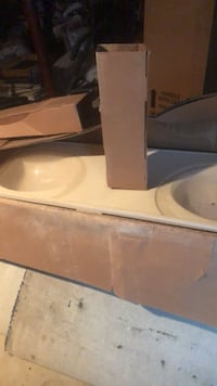 white and brown ceramic sink Alexandria, 22315
