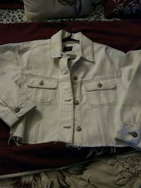 Abercrombie and Fitch jean jacket San Diego