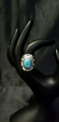 Larimar Ring/Sz 7.5 Salem, 97301